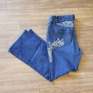 Route 66 Girls Bootcut Jeans 14 1/2